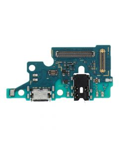 Charging port flex cable for Samsung A71