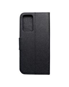 Fancy Book case for XIAOMI Redmi NOTE 10 PRO / 10 PRO MAX black