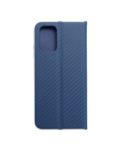 Forcell LUNA Book Carbon for Xiaomi Redmi NOTE 10 / 10S blue