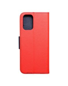 Fancy Book case for  XIAOMI Redmi NOTE 10 / 10S red / navy