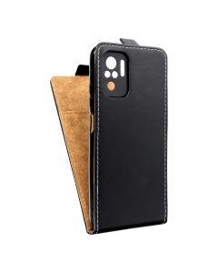 Flip Case SLIM FLEXI FRESH for  XIAOMI Redmi Note 10 / 10S black