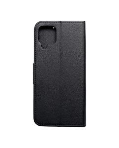 Fancy Book case for  SAMSUNG M12 black