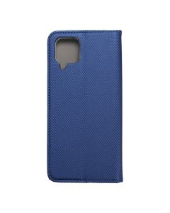 Smart Case Book for SAMSUNG M12 / A12 navy