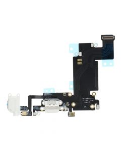 IPHONE 6s PLUS 5,5 Lightning Connector and Headphone Jack - space WHITE