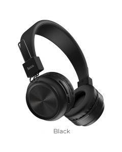 HOCO Promise wireless headphones W25 black
