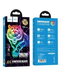 HOCO tempered glass Full screen HD - MULTIPACK - do Iphone 7 PLUS / 8 PLUS black