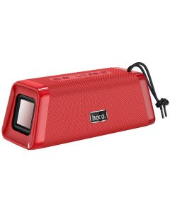 HOCO bluetooth speaker BS35 Classic sound sports red