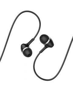 HOCO earphones with microphone M76 Maya black