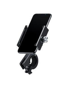 BASEUS bike / motorcycle holder for mobile KNIGHT black CRJBZ-01