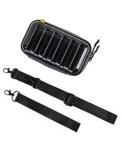 BASEUS Lets go Hermit Shockproof Storage Bag Black LBFZ-A01