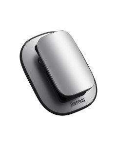BASEUS car holder for eyewear Platnium silver ACYJN-A0S