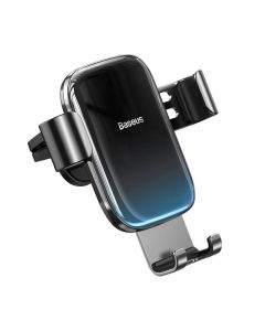 BASEUS car holder to air vent Glaze Gravity Car Mount Black SUYL-LG01