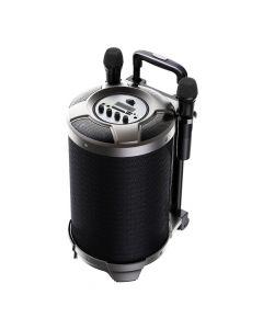 REMAX speaker bluetooth with micro karaoke RB-X6 black