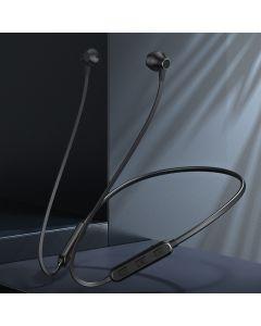 REMAX earphones stereo bluetooth RB-S28 black