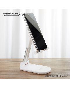 REMAX LIFE foldable phone holder RL-CH13 white