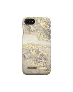 iDeal of Sweden Fashion for IPHONE 7 / 8 / 6 / SE Sparkle Greige Marblee