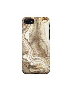 iDeal of Sweden Fashion for IPHONE 8 / 7 / 6 / SE Golden Sand Marble