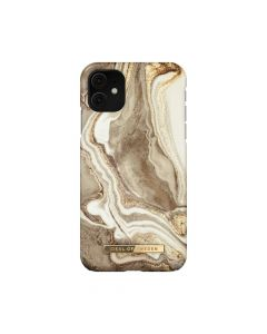 iDeal of Sweden Fashion for IPHONE 11 / XR Golden Sand Marble