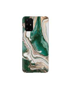 iDeal of Sweden case for Samsung S20 PLUS Golden Jade Marble