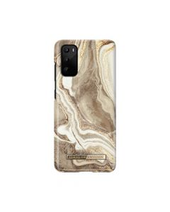iDeal of Sweden for Samsung S20 Golden Sand Marble