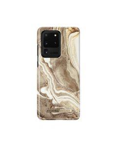 iDeal of Sweden for Samsung S20 ULTRA Golden Sand Marble