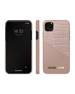 iDeal of Sweden Atelier for IPHONE 11 PRO MAX / XS MAX Rose Smoke Croco