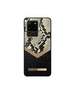 iDeal of Sweden Atelier for SAMSUNG S20 ULTRA Midnight Pytho