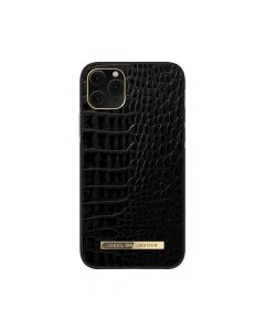 iDeal of Sweden Atelier for IPHONE 11 PRO / XS / X Neo Noir Croco