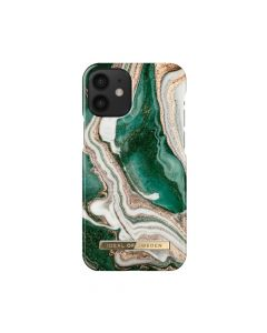 iDeal of Sweden case for IPHONE 12 MINI Golden Jade Marble