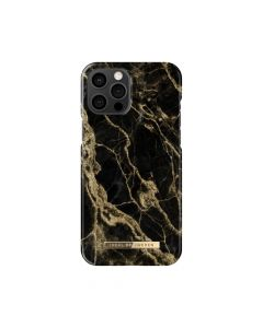 iDeal of Sweden case for IPHONE 12 PRO MAX Golden Smoke Marble