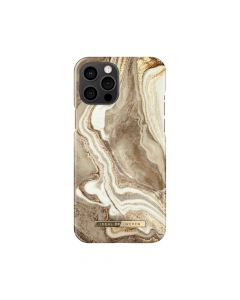 iDeal of Sweden Fashion for IPHONE 12 PRO MAX Golden Sand Marble