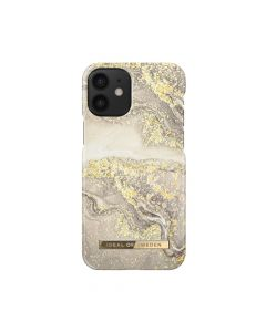 iDeal of Sweden Fashion for Iphone 12 MINI Sparkle Greige Marble