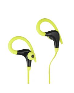 Bluetooth Headphones Stereo with mic BX-61 black - lime