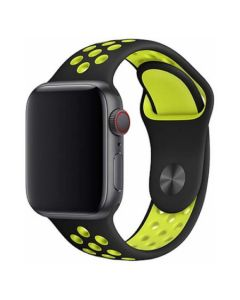 Devia Deluxe Series Sport2 Band(40mm)- yellow