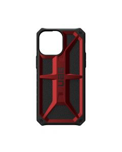 ( UAG ) Urban Armor Gear Monarch case for IPHONE 13 PRO MAX red