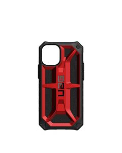 ( UAG ) Urban Armor Gear case Monarch for IPHONE 12 MINI red