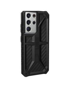 ( UAG ) Urban Armor Gear case Monarch for SAMSUNG S21 ULTRA carbon fiber