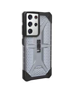 ( UAG ) Urban Armor Gear case Plasma for Samsung S21 ULTRA black transparent