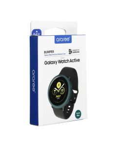 ARAREE Bumper case for GALAXY WATCH ACTIVE forest blue