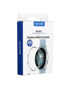 ARAREE Nukin case for GALAXY WATCH ACTIVE 2 ( 40mm ) transparent