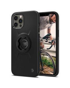 SPIGEN GEARLOCK GCF132 Bike Mount Case for IPHONE 12 / 12 PRO black