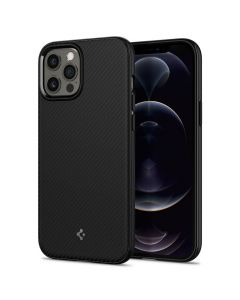 SPIGEN case Mag Armor for IPHONE 12 PRO MAX matte black