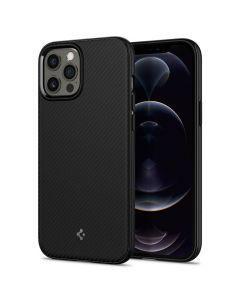 SPIGEN case Mag Armor for IPHONE 12 / 12 PRO matte black