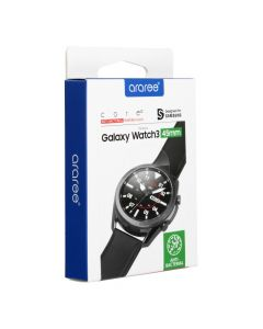 ARAREE Sub Core tempered glass for GALAXY WATCH 3 ( 45 mm ) transparent