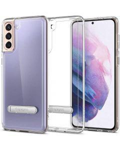 "SPIGEN case Ultra Hybrid ""S"" for SAMSUNG S21 PLUS transparent"