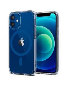 SPIGEN case Ultra Hybrid MAG MAGSAFE for IPHONE 12 / 12 PRO blue