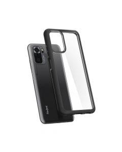 SPIGEN case Ultra Hybrid for XIAOMI Redmi NOTE 10 / 10S matte black