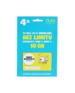 Starter Card Nju Mobile 4