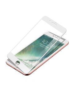 ESR  Full Coverage tempered glass IPHO 7 Plus / 8 Plus white