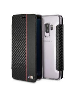 Original faceplate case BMW BMBKTRS9LCAPRBK Samsung S9 Plus black
